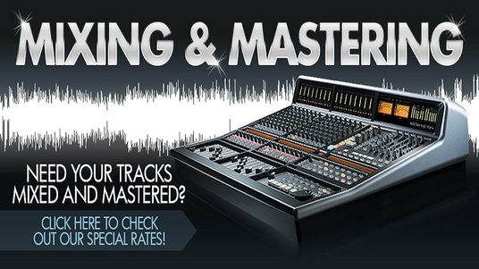 I will  do audio mix & mastering