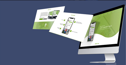 I will Design PSD or Convert PSD to HTML Web Site Template