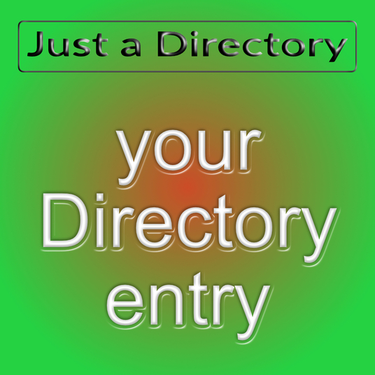I will enter you in my web directory which will enhance your search engine rankings