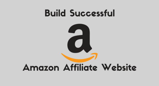 I will Setup Best Amazon Affiliate Website with 100 products