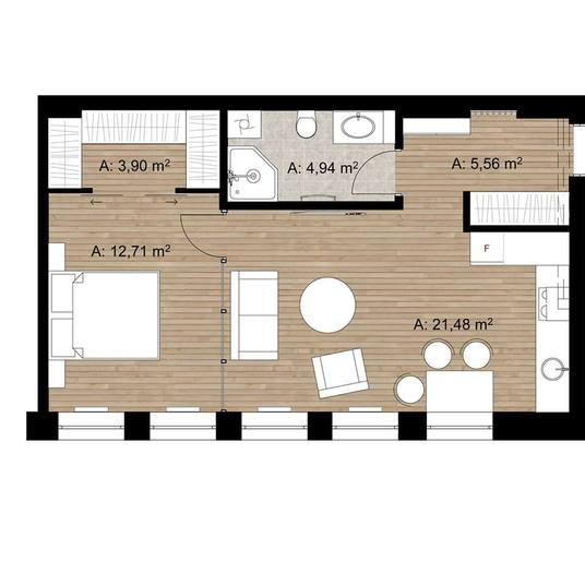 I will create an ideal 2d plan for your home or business