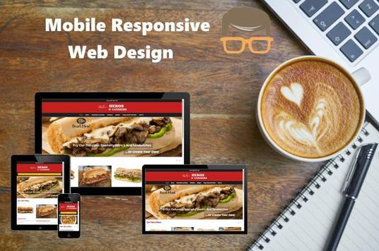 I will create you a modern business class portfolio WordPress website