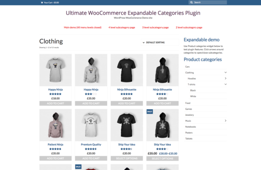 I will Create Ecommerce Website By Woocommerce