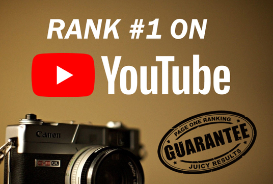 I will Optimize Youtube Videos To Improve Rankings