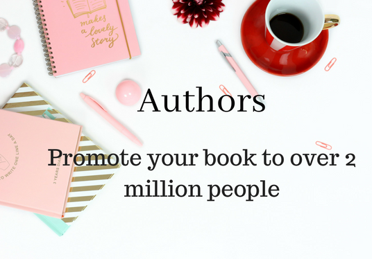 I will promote your book to over 2 million Pinterest followers