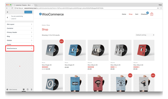 I will Create Ecommerce Site By Woocommerce