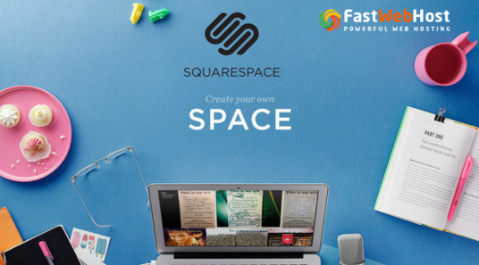 I will Design Professional Squarespace Website