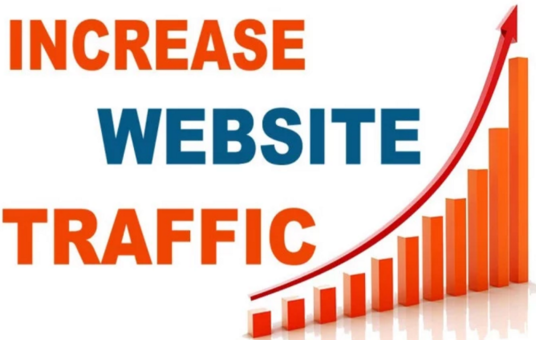 Drive Real Web Traffic To Your Website