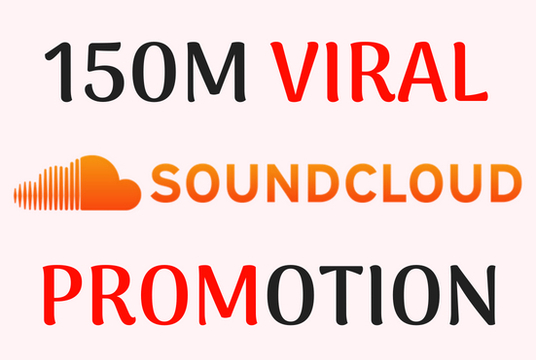 I will Do Soundcloud Promotion