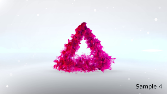 Create 2 Colorful Particle Logo Animation Out of 6