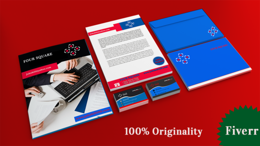 I will  design 2 logo OR  BRAND IDENTITY for your company