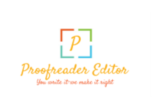 render excellent service in Proofreading and  Editing