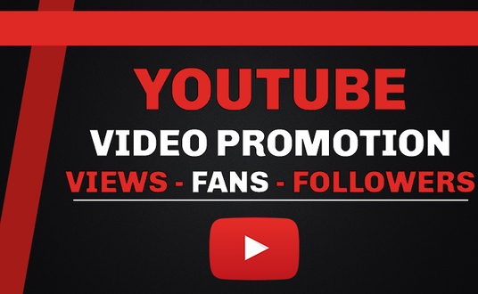 I will Do Youtube Promotion And Viral Video Marketing
