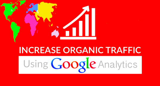 I will Provide continent target organic traffic keyword targeted