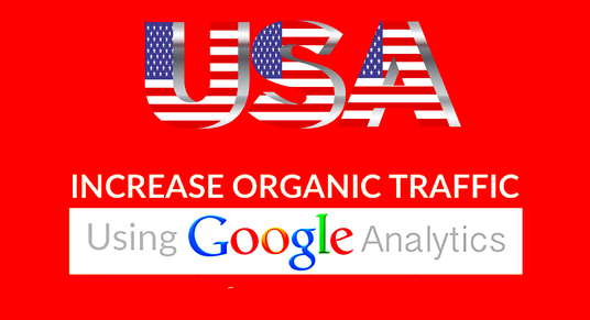 I will Provide 80,000 Keyword targeted Organic traffic from USA By Google Yahoo Bing for 30 days