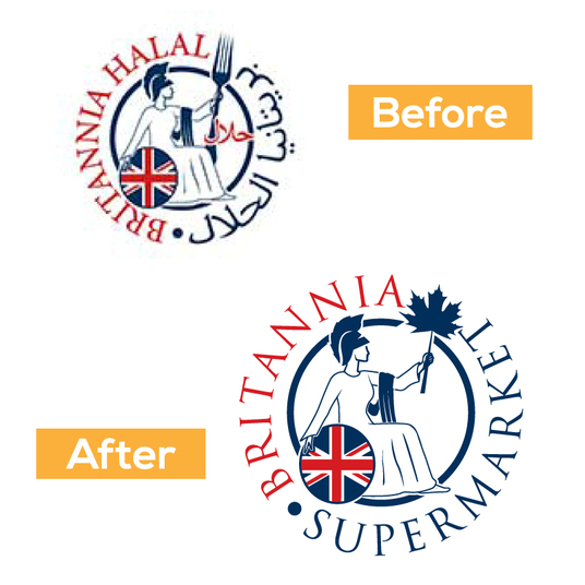 I will do vector tracing or redesign your logo