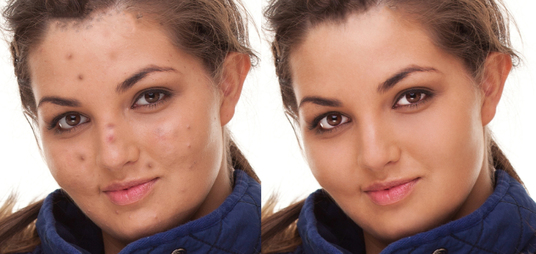 I will retouch and edit photos in Photoshop
