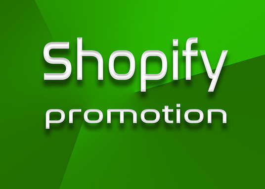 I will viral promote any Shopify store or product
