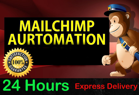 I will Setup Your Mailchimp Automation Campaign