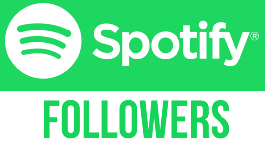 I will give you 1400 Spotify followers User or Playlist