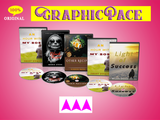 I will design 3d ebook cover, box, workbook, dvd, cd etc