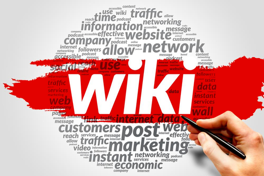 I will create 100 Wiki articles Backlinks