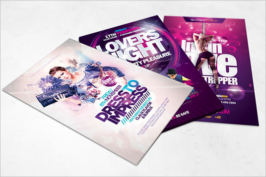 I will create professional flyer design