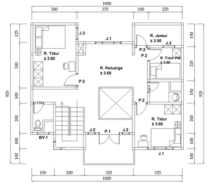 Draw floorplan with autocad for £5