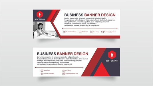 I will create unique banner design