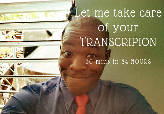I will Thoroughly Transcribe 30 Mins Of Audio And Video