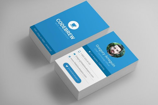 I will create name card or business card design