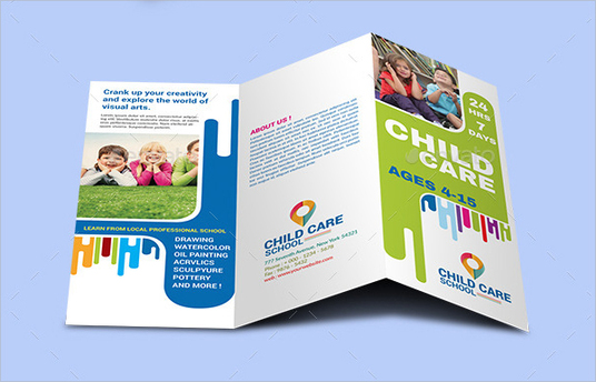 I will design all matters related to Schools e.g. brochures, prospectus, banners, tv advertisemen