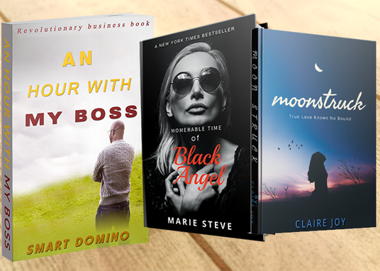 I will design a PROFESSIONAL and unique eBook cover or Kindle cover