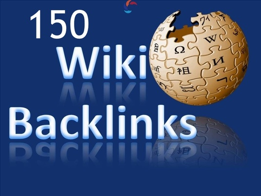I will Create 150 Wiki Backlinks