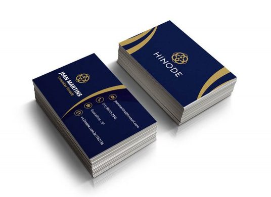 I will design professional business cards and branded stationery