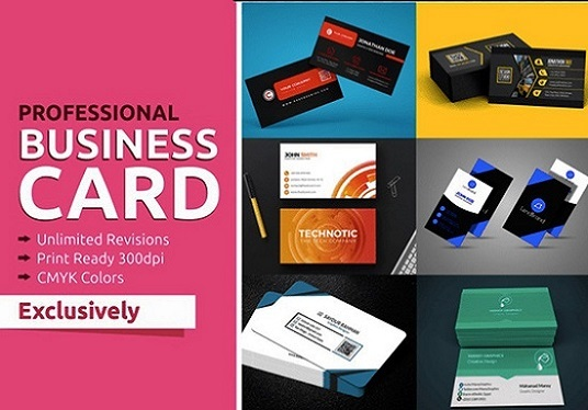 Design professional business card for 5 xihanrid fivesquid cccccc design professional business card reheart Image collections