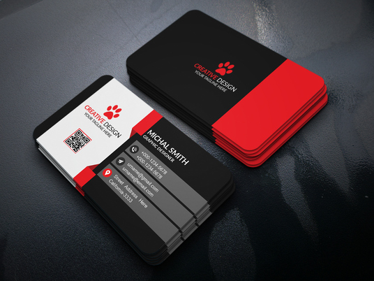 I will do Modern Creative Business card and Letterhead design