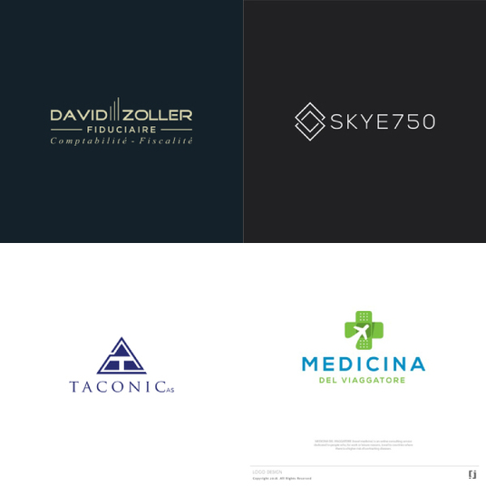 I will Design a clean and Professional LOGO