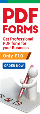 create Fillable  PDF form with unlimited revisions