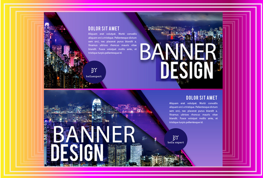 I will design banner or banner ads and advertising  banner in 24 hrs