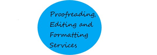 I will proofread, edit and check the formatting of any document, up to 1,500 words