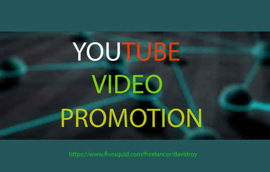 I will provide 1k+ youtube views for the video promotion