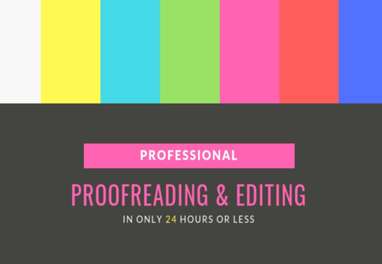 Do Proofreading And Editing Accurately