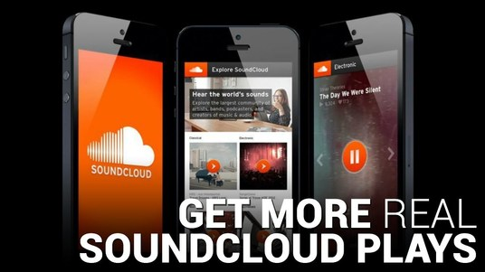 I will deliver 150,000 Sound Clouds Plays