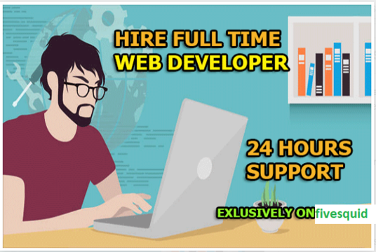 I will be Your web developer wordpress expert web designer seo expert