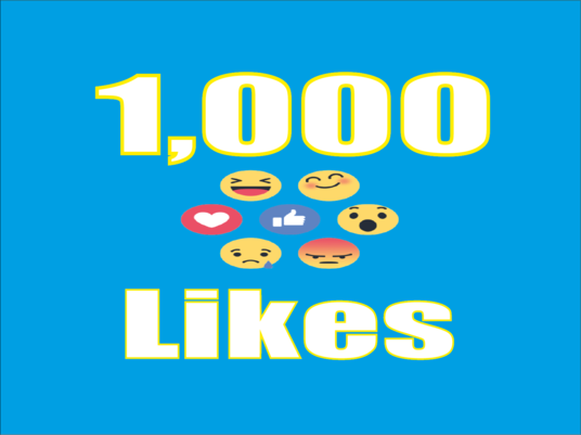 I will Provide you 1,000 Facebook Emoticons Photo or Post Likes