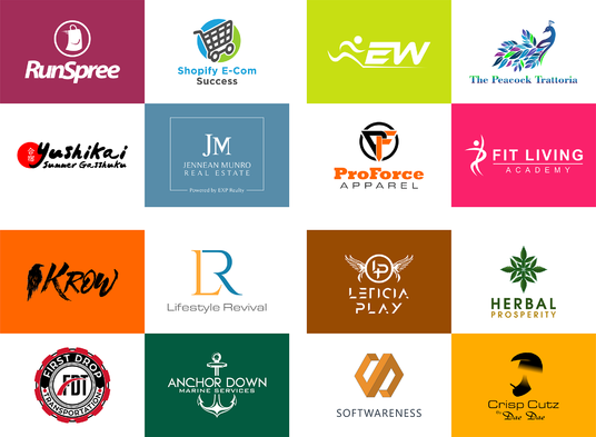 I will Design a LOGO for your brand