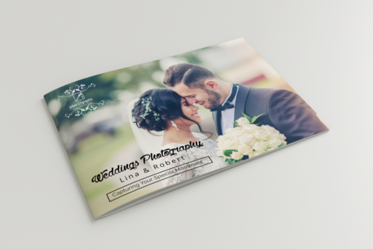 I will Design Wedding Magazine or Photo Album
