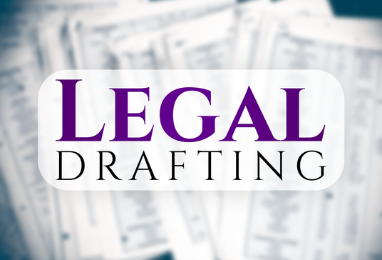 I will write any legal document for you as a lawyer