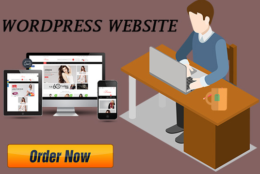 I will Build WordPress Responsive Website And Blog Design